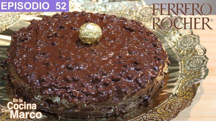 26 best recetas de enlacocinaconmarco images on pinterest italian tarta ferrero rocher receta original italiana esta video receta de cocina con marco te forumfinder Gallery