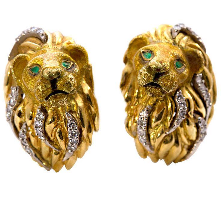 unusual tiffany jewels | Tiffany cufflinks so cool