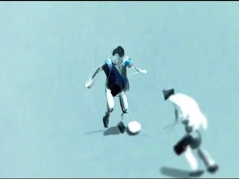 Animation - Great World Cup Goals by Richard Swarbrick @Richard Swarbrick - YouTube