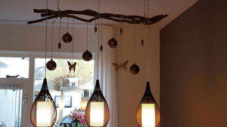 Kerst versiering hanglamp