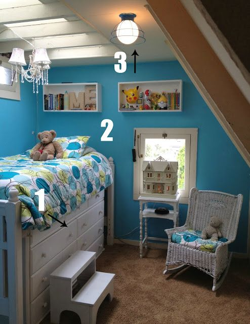 *Rook No. 17: recipes, crafts & whimsies for spreading joy*: Tween Room on a Budget ~ DIY Cage Lightsand saving money with GE Engergy Effici...