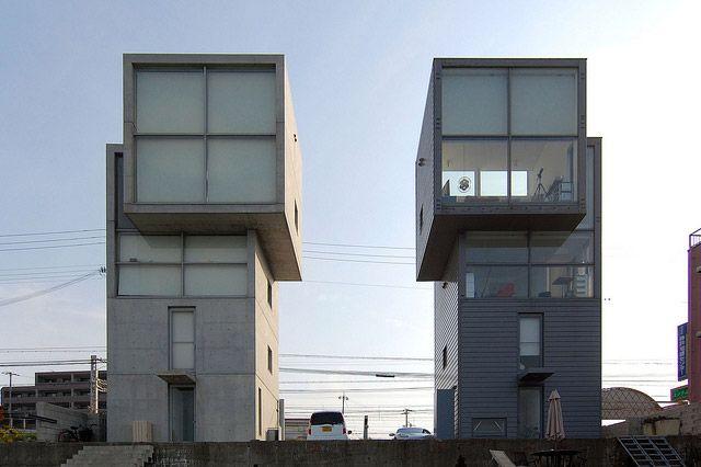 4×4の家 Ⅰ・Ⅱ 写真一覧/安藤忠雄 もっと見る