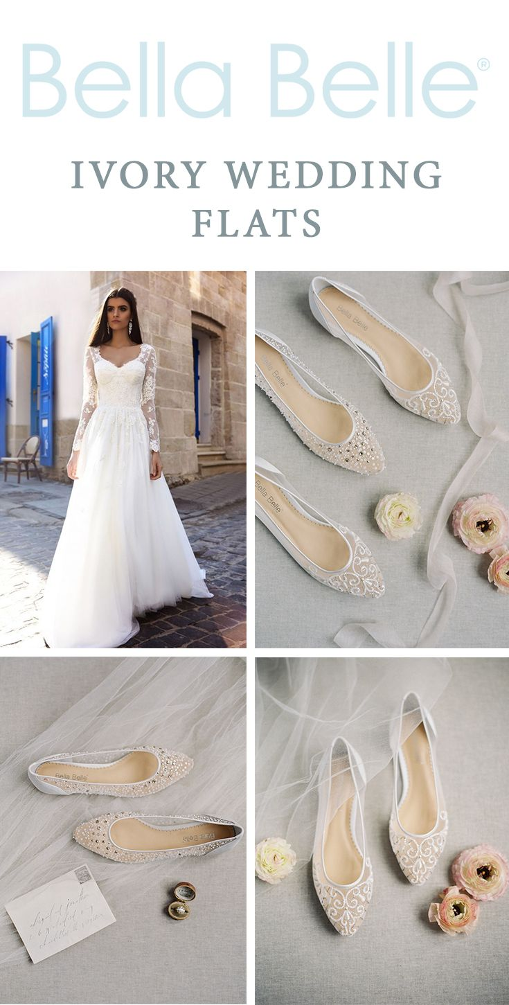 Comfortable Wedding Shoes That Are Still Stylish Our Ivory