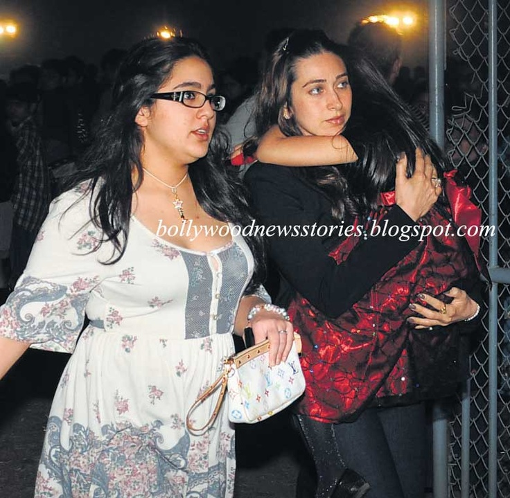 Latest News: Saif Ali Khan, Kareena Kapoor and Karishma Kapoor at St Andrew's Grounds for Midnight Mass on Christmas Eve