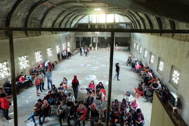 The Biggest Chicken Church Indonesia | Indiegogo