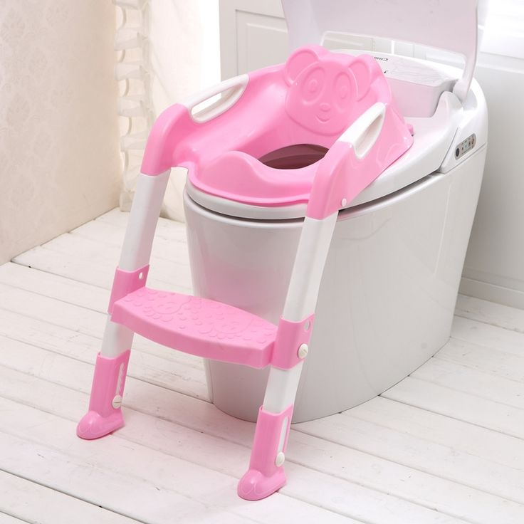 Online Shop Baby Toddler Potty Toilet Trainer Safety Seat Chair Step with Adjustable Ladder Infant Toilet Training Non-slip Folding Seat & Best 25+ Baby potty seat ideas on Pinterest | Toddler potty seat ... islam-shia.org