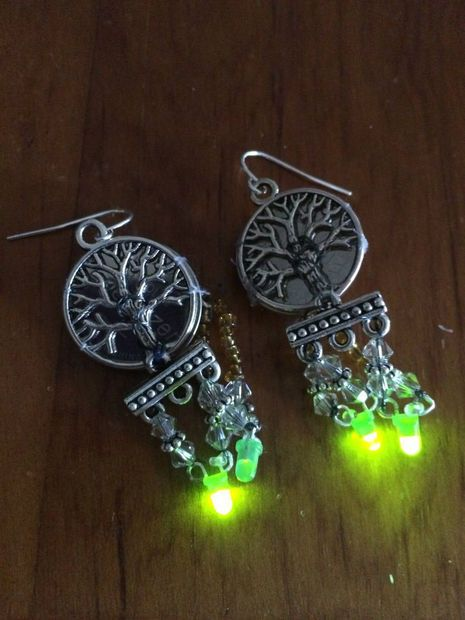 Picture of LED Earrings