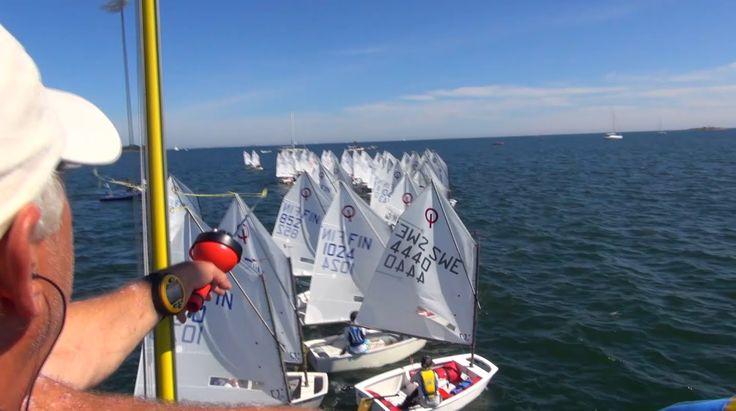 2015 Finnish Optimist National Championships - Day 3