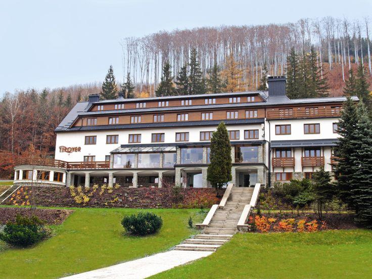 Hotel Troyer - Trojanovice  www.troyer.cz Hotel 4*