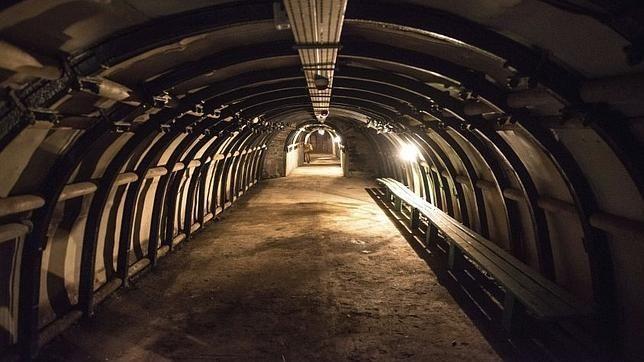 Podría ser un convoy perdido hace 70 años en las cercanías de Walbrzych en el que trasnportaban oro requisado