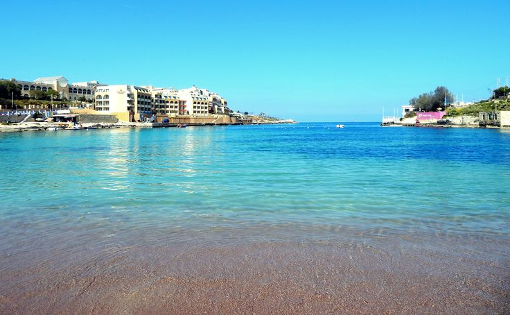 Saint Julian, Malta.