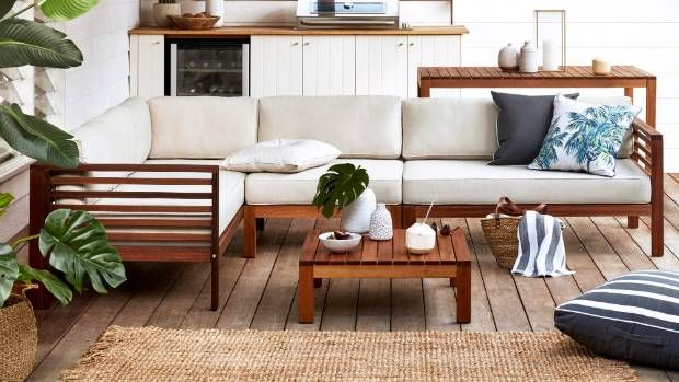 Nothing says 'relax' like being near the beach, or at least feeling like you are. Here are four ways to recreate an easy coastal vibe at your place.