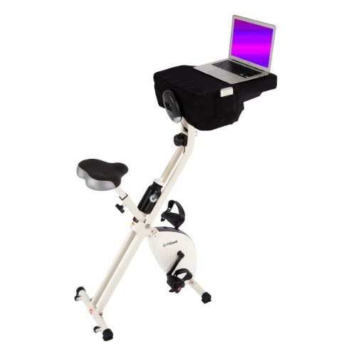 FitDesk X Compact Pedal Desk for healthy computing and gaming