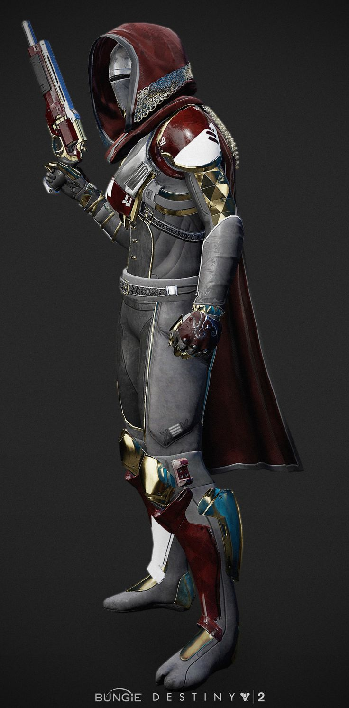 Monarchy Destiny New Armor 2