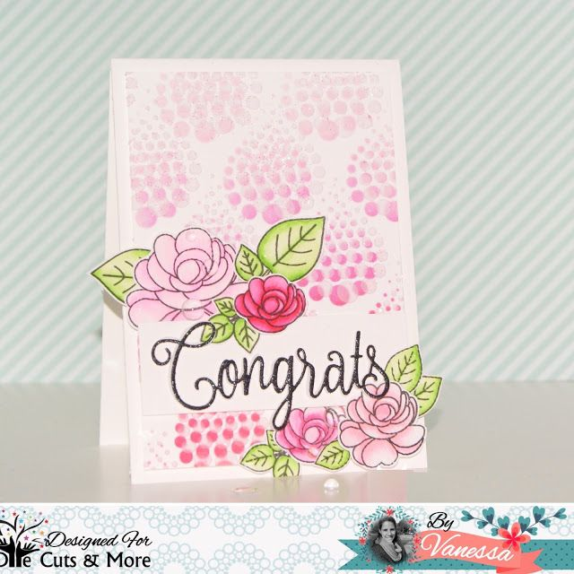 DCAM STORE: Girlish Congrats Card