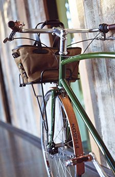 Filson | Bicycling | Nag Classic | Get it at www.nagpeople.com
