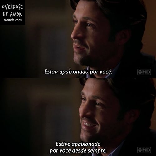 Grey's Anatomy.