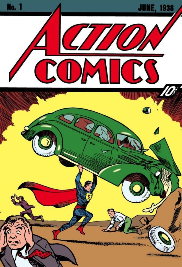 10 Most Expensive Dc Comic Books Ever Sold Are You Lucky Enough To Own One Of These Rare Comic Comic Book Superheroes Superman Comic Books Vintage Comic Books