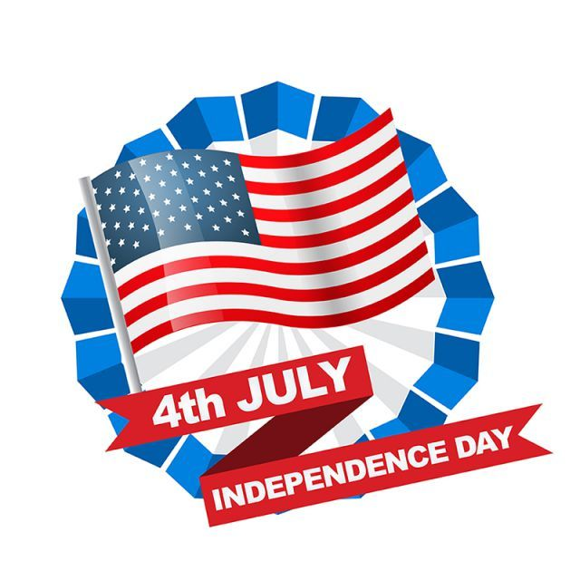 4th Of July American Flag American Independence Day Usa Independence Day July 4th Clipart 4th Of July American Flag Png And Vector With Transparent Backgroun Independence Day American Flag American Independence