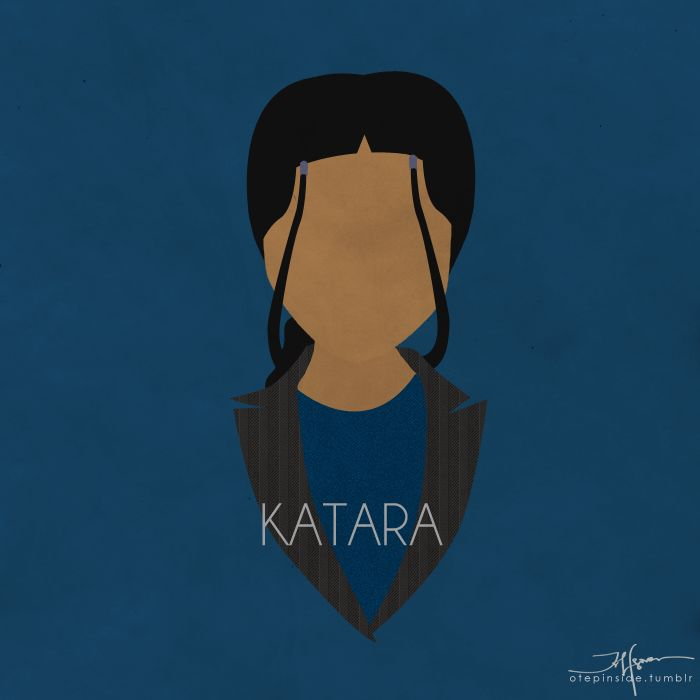 Katara v2 by johnisorena.deviantart.com on @deviantART