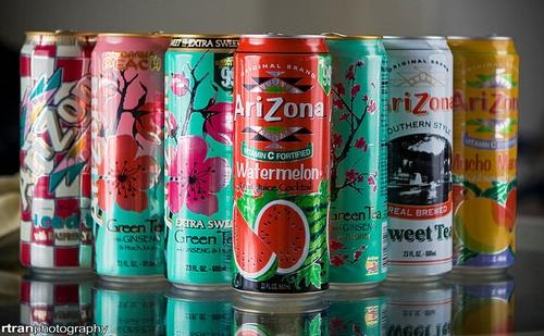 Arizona Tea and Chips, in the hot summer sub! | .: Summer Lovin ...