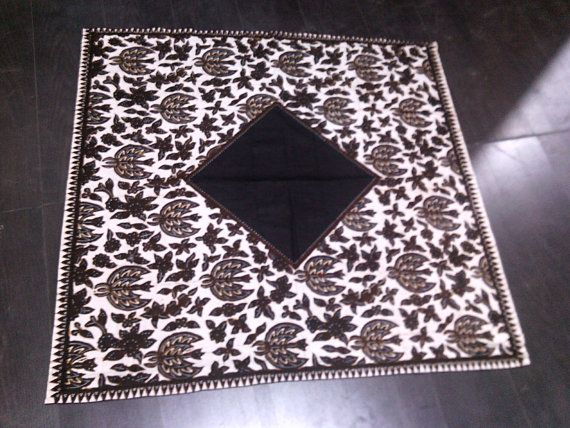 Indonesian Hand Dyeing Batik Tulis Cotton Tablecloth by barustore  #handmade #home #living #tablecloth #cotton #fashion #art #antique #traditional #ethnic