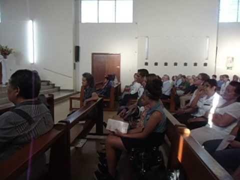 Eucarisatìa En la Capilla Veracruz- Padre Morales