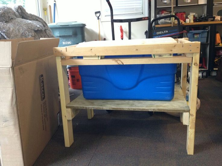 29 best images about wood coolers projects on pinterest for Wooden beer cooler plans