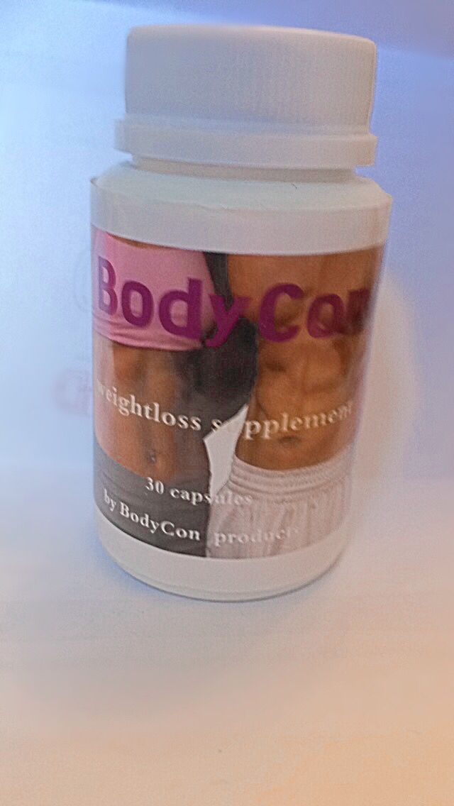 No1 Weightloss pill going around BodyCon capsules  By BodyCon products