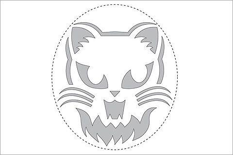 22 best halloween images on pinterest artistic make up for Spooky owl pumpkin stencil