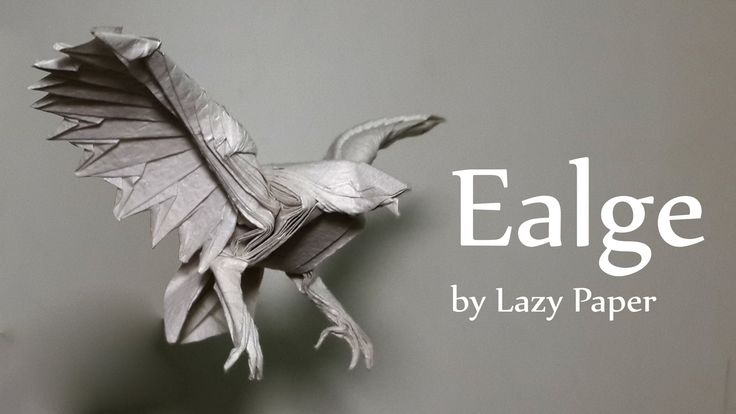 the 25 best origami eagle ideas on pinterest origami