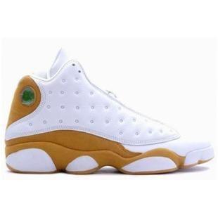 http://www.anike4u.com/ Air Jordan Retro 13s White Yellow
