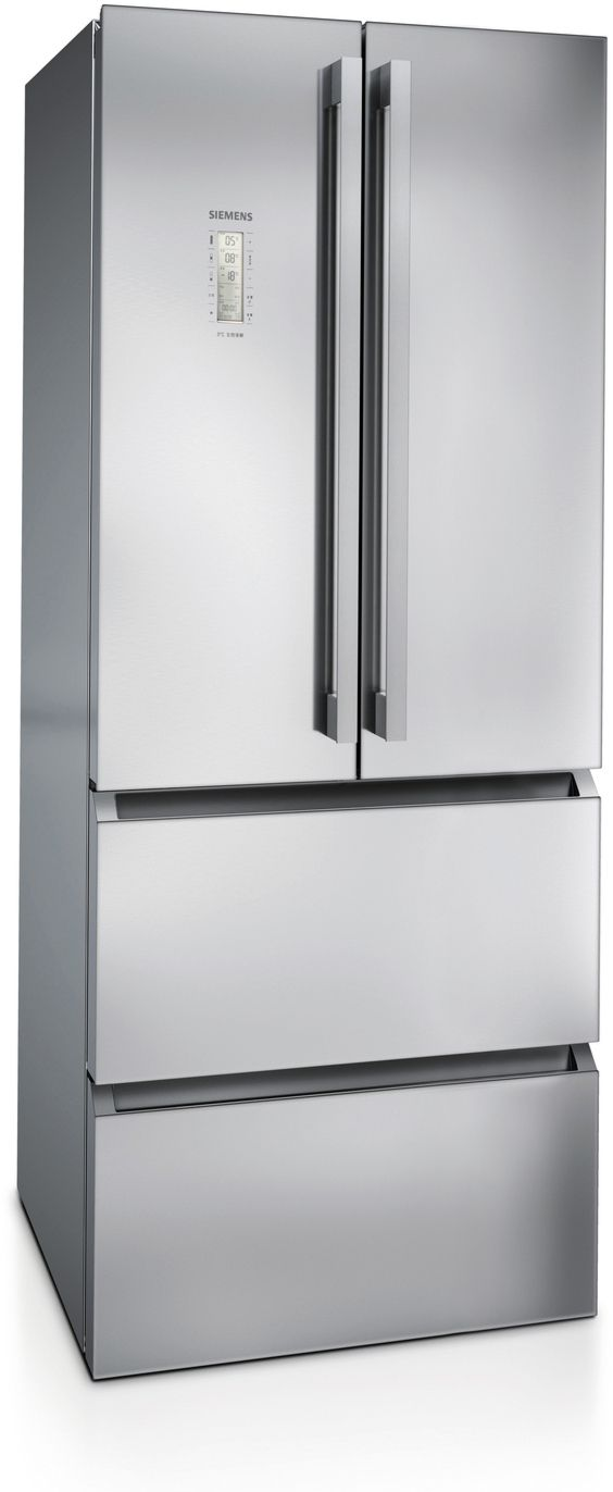 Siemens Multidoor KM40FS20TI  Refrigerator  Manufacturer BSH Home Appliances (China) Co., Ltd., China www.bsh-group.com In-house design Christoph Becke, Max Eicher, China www.bsh-group.com 2012