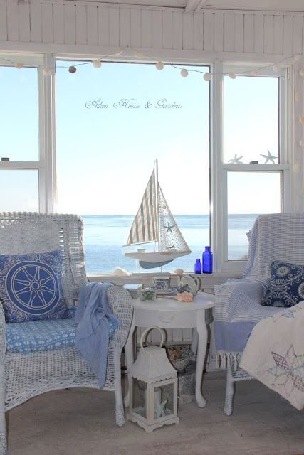 Aiken House & Gardens: Tea by the Sea