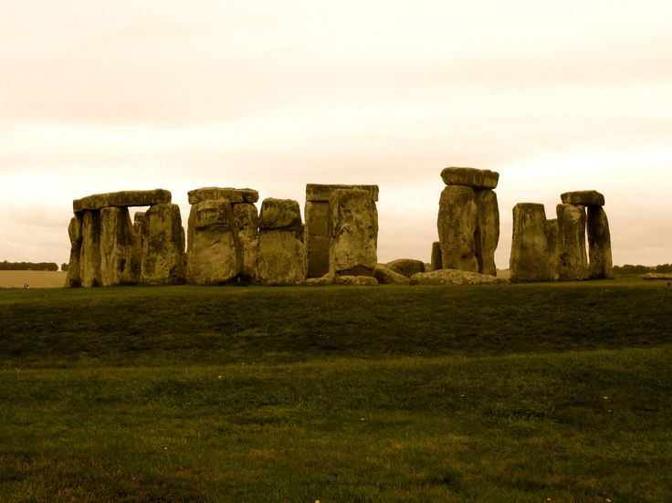 Stonehenge - iconic, atmospheric and awesome!