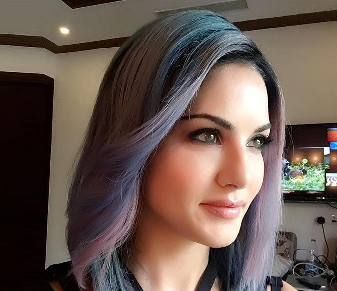 A while ago. Read more http://fashionpro.me/sunny-leone-dyes-hair-pink