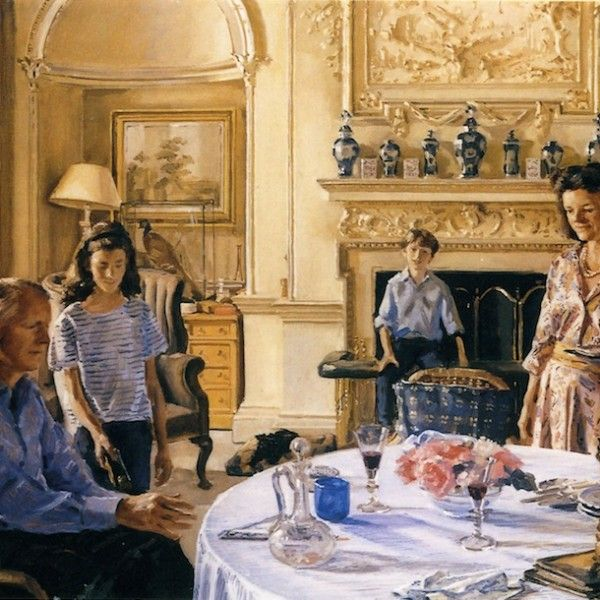 Richard Foster 'The Cathgart Family'
