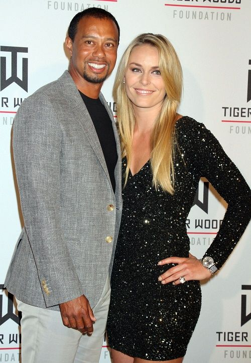 Tiger Woods Cheating On Lindsey Vonn: Golfer Spotted Partying With Group Of Blondes!