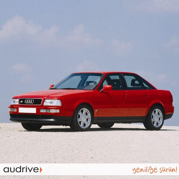 Bu eski Audi modelini tanıyan var mı? :)