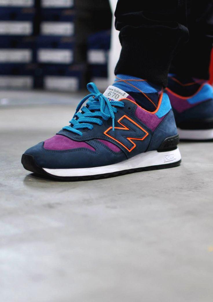 670s #sneakers #newbalance