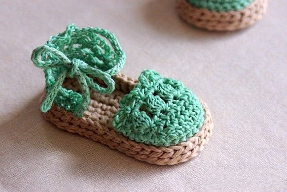 Zapatos de ganchillo, Patrones de ganchillo and Niñas bebé on Pinterest