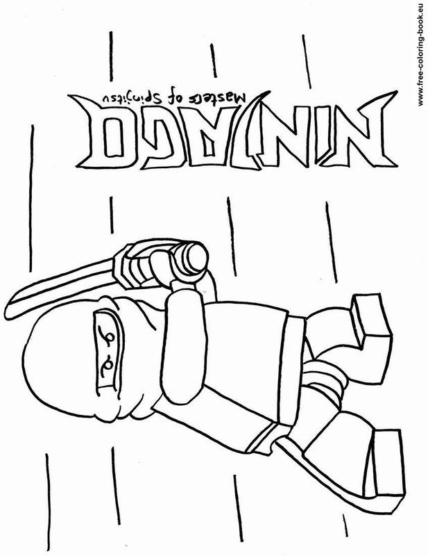 Coloring Book Ninjago : 34 best coloring pages images on pinterest