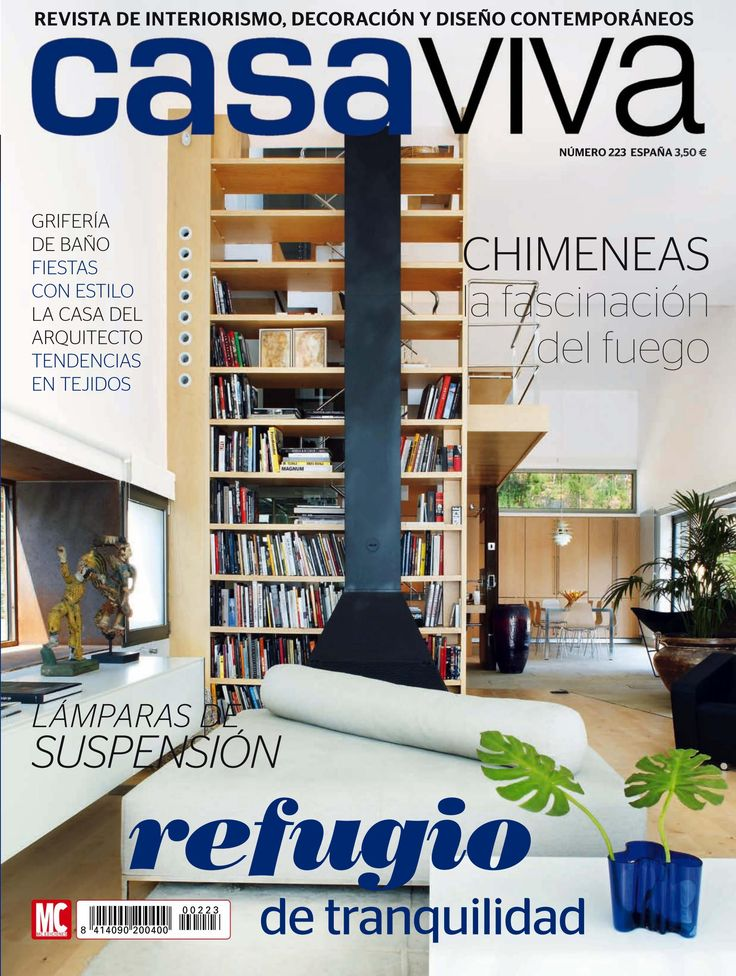 Revista casaviva diciembre lamparas de suspensi n for Decoracion casa viva