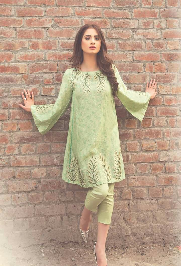 98d15b4bd1 Stylish | Kurtis, salwar suits & palazo in 2019 | Pakistani dresses, Fashion  dresses, Indian designer wear