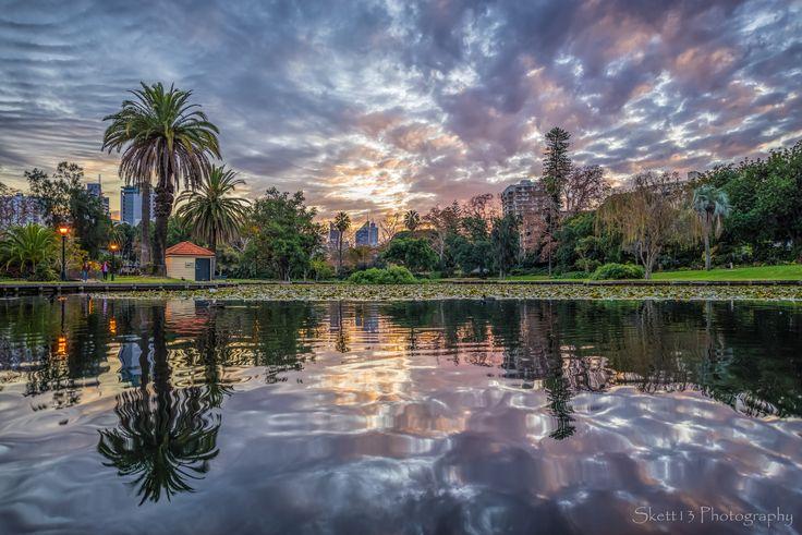 https://flic.kr/p/vGoF3f | Queens Garden | Perth, Western Australia  This photo…