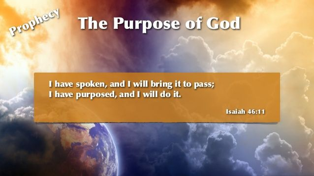 Image result for Isaiah 46:8-11