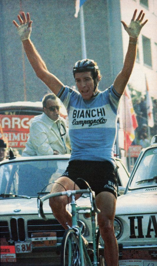 Felice Gimondi (Paris - Brussels 1976)