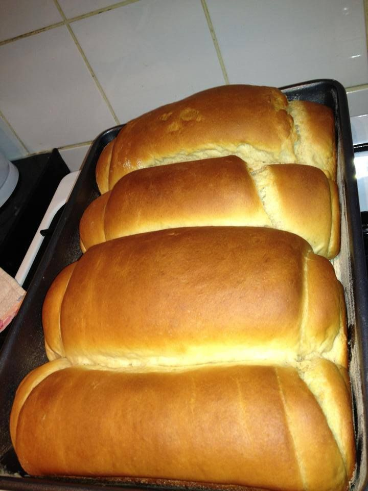 Pão caseiro ingredientes 2 copos e 1/2 de água morno 2 colheres de sopa de açúcar 1 colher de sal 1 ovo 1 copo de óleo 1 kg de farinha de trigo 50 g de fermento de padaria MODO DE PREPARO Misturar o fermento de padaria na água morna Levar ao liquidificador: o açúcar, o…