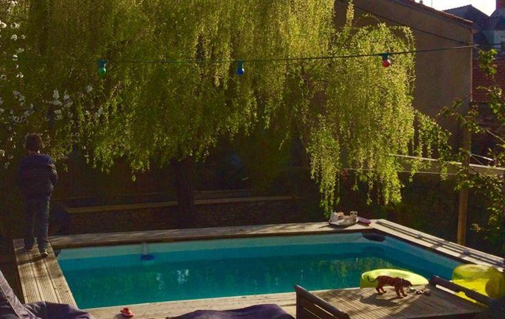 Comment encastrer sa piscine hors-sol ? Raviday vous montre un cas client…