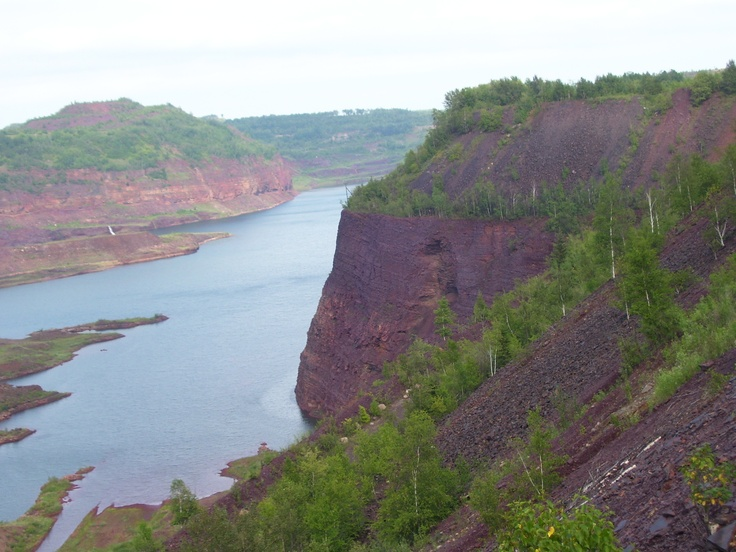 Worldu0027s Largest Open Pit Mine Hibbing, MN I Was Born In Hibbing And Lived  Here